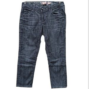 Paige Skyline Jeans with Whiskering